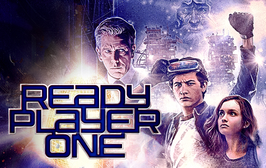 Ready Player One | Display Ad Campaign