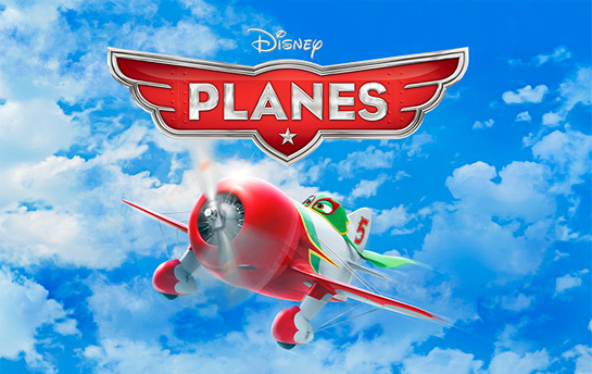Disney's Planes | HTML5 / Flash Game & Display Ad Campaign
