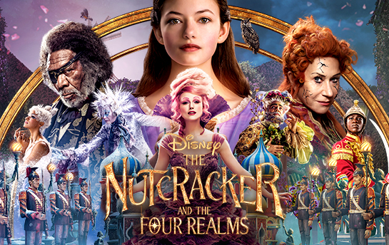 The Nutcracker and the Four Realms | Display Ad & Social Campaign