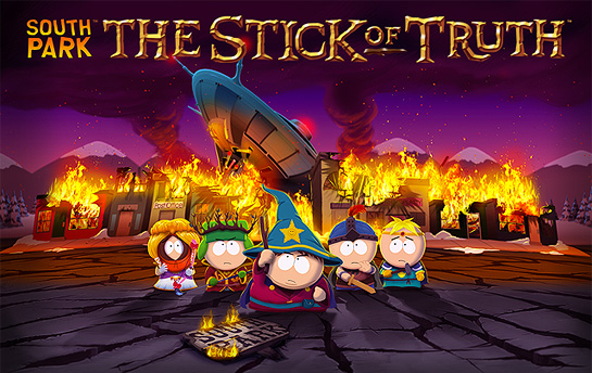 South Park: The Stick of Truth | Display Ad Campaign