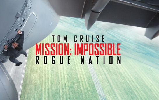 Mission Impossible : Rogue Nation | Teaser Campaign