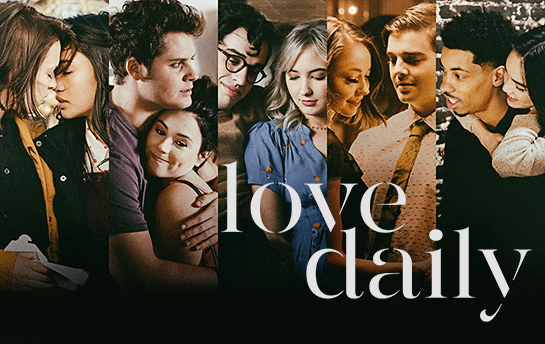 Love Daily | Key Art, Titles & Social Campaign