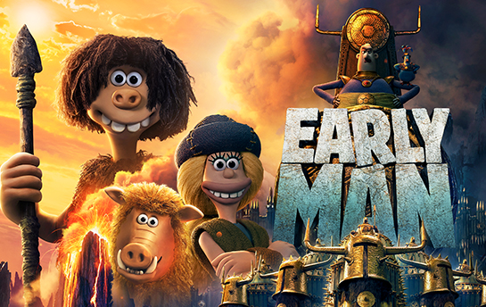 Early Man | Display Ad Campaign