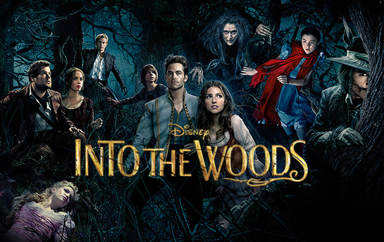 Into the Woods | Banner Campaign