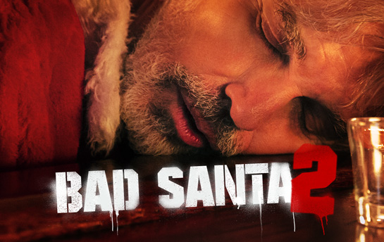 Bad Santa 2 | Display Ad Campaign