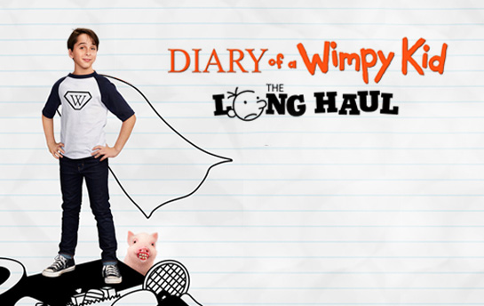 Diary of a Wimpy Kid / Long Haul | Social Content Creation