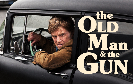 The Old Man and the Gun | Social Content