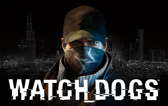 Watch Dogs | Game to Web Site Design & Display Ad Campaign