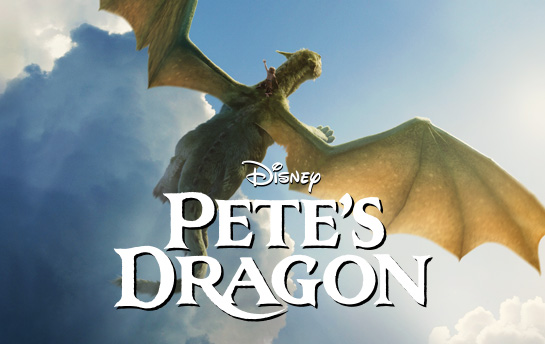 Pete's Dragon | HTML5 Game, Social & Display Ad Campaign