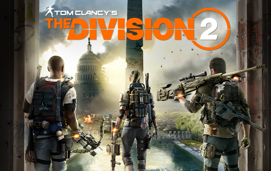 The Division 2 | Social & Display Ad Campaign