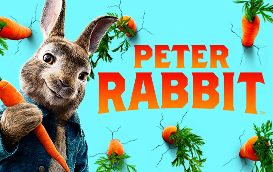 Peter Rabbit | Social Campaign