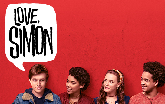 Love, Simon | Display Ad Campaign