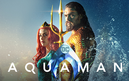Aquaman | Display Ad Campaign