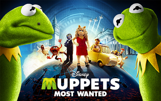 Muppets Most Wanted | HTML5 & Flash Game