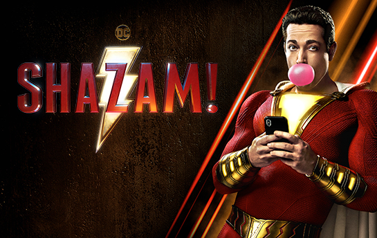 Shazam | Display Ad Campaign