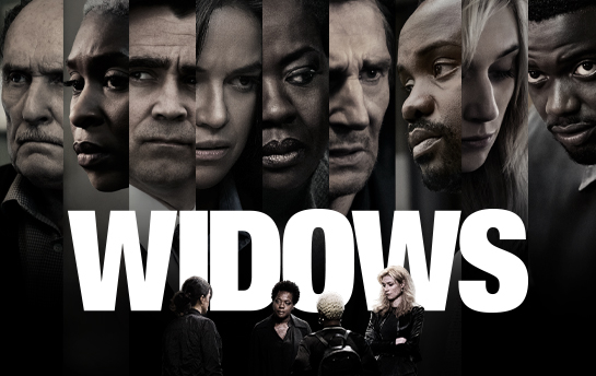 Widows | Display Ad & Social Campaign