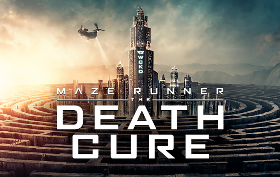 Maze Runner: The Death Cure | Social Campaign