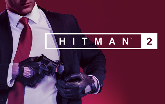 Hitman 2 | Display Ad Campaign