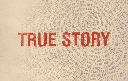 True Story | Official Site, Display Ad Campaign + Social Content
