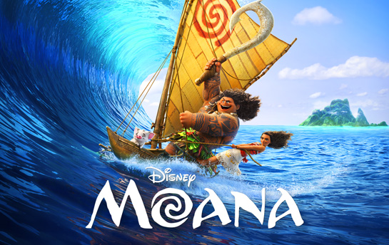 Moana | Social & Display Ad Campaign