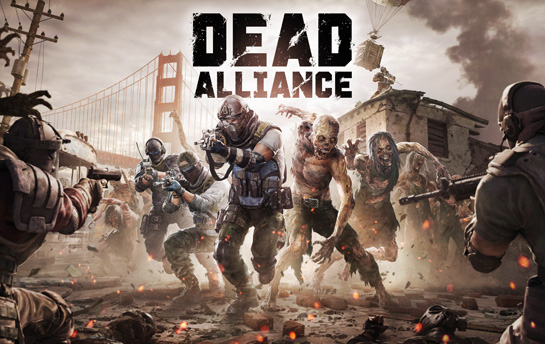 Dead Alliance | E3 Web Site