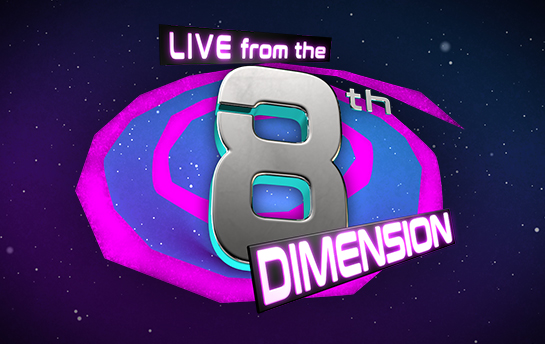 Live from the 8th Dimension | Social Content