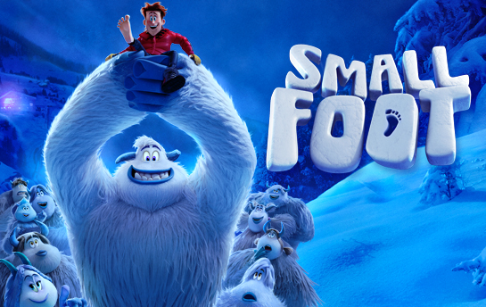 Small Foot | Display Ad Campaign