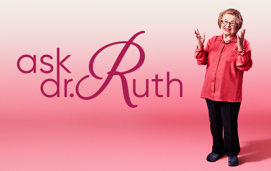Ask Dr. Ruth   Display Ad Campaign