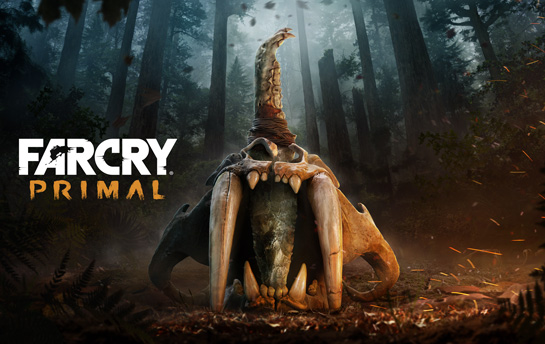 Far Cry Primal | Display Ad Campaign