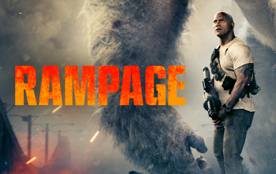 Rampage | Display Ad Campaign & Official Site