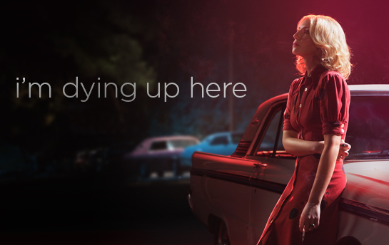 I'm Dying Up Here | Display Ad Campaign