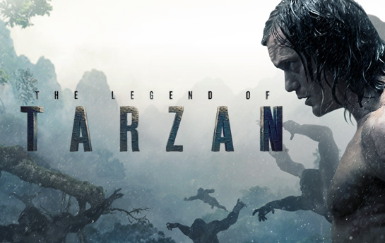 Tarzan | Display Ad Campaign