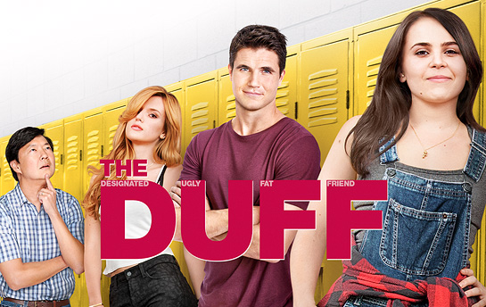 The Duff | Display Ad Campaign