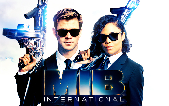 Men In Black: International | Display Ad Campaign