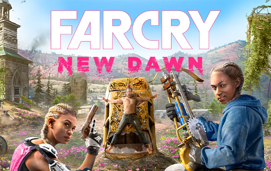 Far Cry New Dawn | Site & Social Campaign
