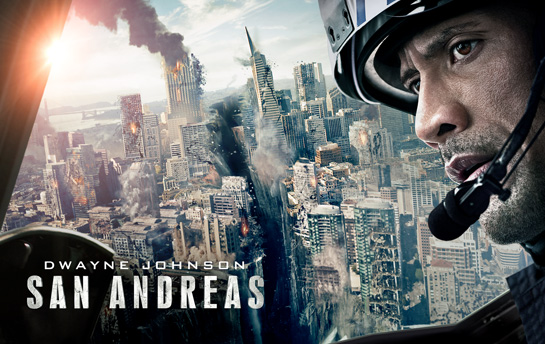 San Andreas | Display Ad Campaign
