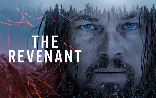 The Revenant | Display Ad Campaign + Social Content
