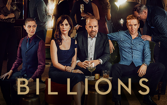 Billions Season 4 | Display Ad Campaign