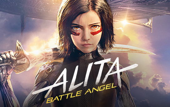 Alita: Battle Angel | Social Content