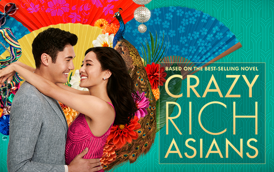 Crazy Rich Asians | Display Ad Campaign