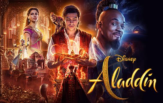 Aladdin   Social & Display Ad Campaign