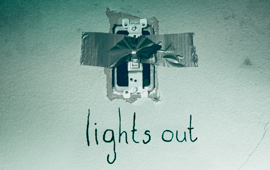 Lights Out | Display Ad Campaign