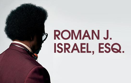 Roman J. Israel Esq. | Display Ad & Social Campaign