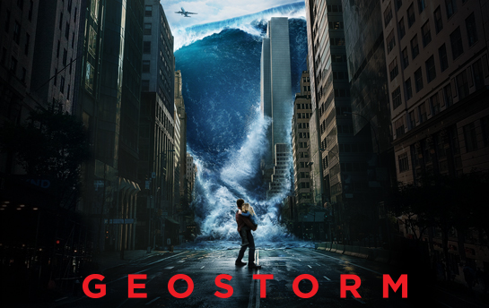 Geostorm | Display Ad Campaign