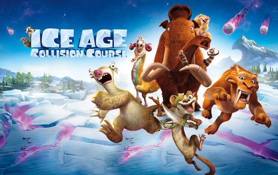 Ice Age 5 | Social & Display Ad Campaign