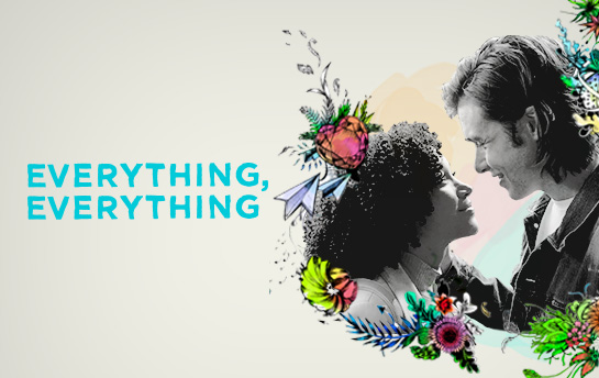 Everything, Everything | Display Ad Campaign