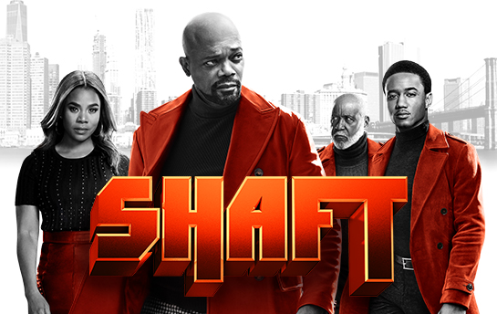 Shaft | Display Ad Campaign