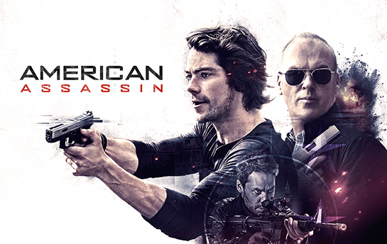 American Assassin | Display Ad Campaign
