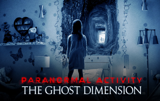 Paranormal Activity: Ghost Dimension | Teaser Site