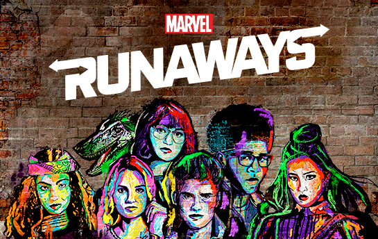Runaways | Display Ad Campaign